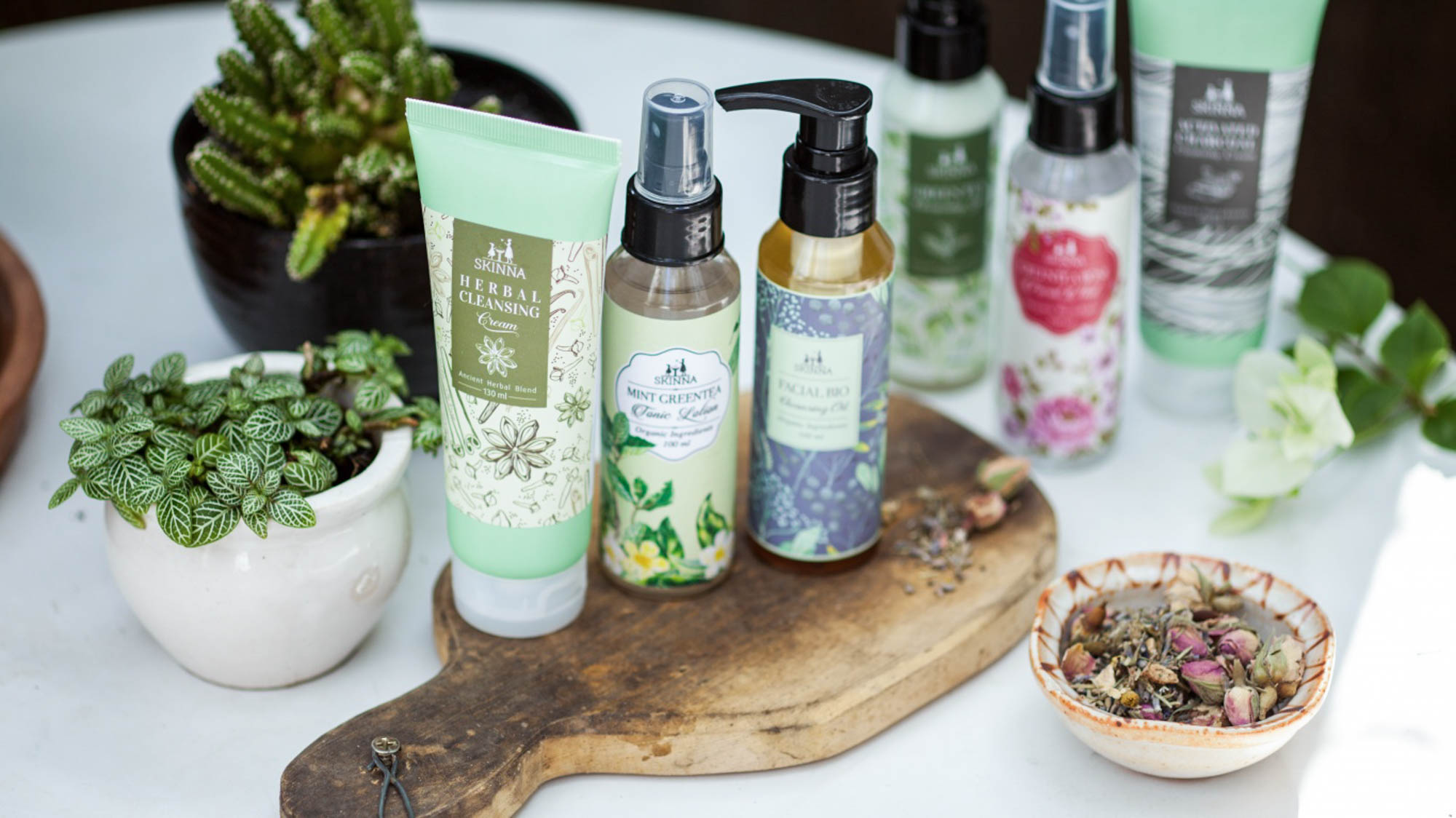 Natural Beauty Products